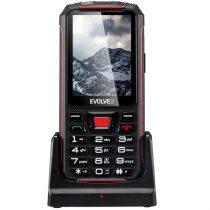 "EVOLVEO Strongphone Z4 2,8"" Dual SIM fekete mobiltelefon"