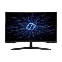"Samsung 32"" C32G55TQWR LED WQHD HDMI Display port 144Hz ívelt kijelzős monitor"
