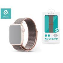 Devia ST326257 Apple Watch pink sport óraszíj