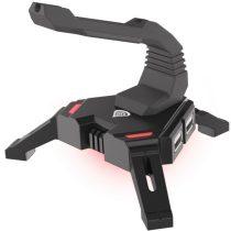 Genesis Vanad 300 USB-s fekete gamer egérkábeltartó