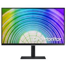 """Samsung 32"""" S32A600NWU LED IPS WQHD HDMI Display port HDR10 monitor"""