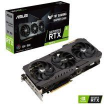 ASUS GeForce RTX 3070 Ti OC 8GB GDDR6X 256bit (TUF-RTX3070TI-O8G-GAMING) Videokártya