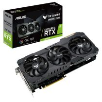 ASUS TUF-RTX3060TI-O8G-V2-GAMING nVidia 8GB GDDR6 256bit PCIe videokártya