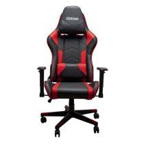 Stansson UCE601BR fekete-piros gamer szék